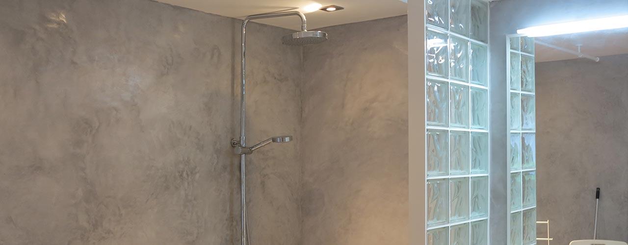 Pi oeuvre la chaux le chanvre de la construction la - Etancheite salle de bain ...